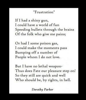 Dorothy Parker Poems 7